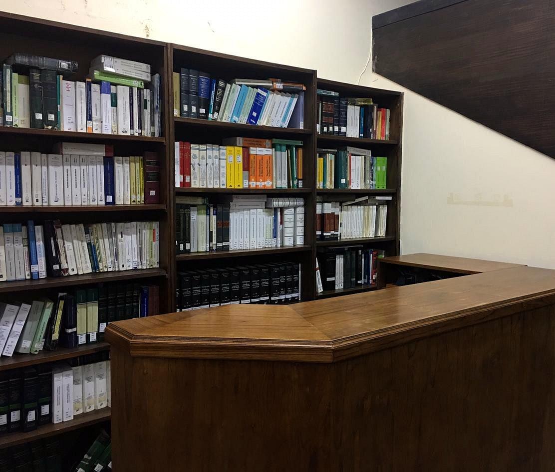 Foto Biblioteca CAMDP